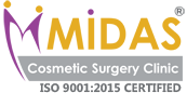 Midas Cosmetic Surgery Clinic Logo
